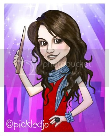 alex russo, art, pickledjo, selena gomez, wizards of waverly place