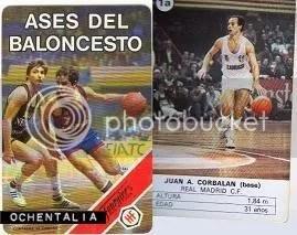 Baraja de la Liga de Baloncesto 84-85