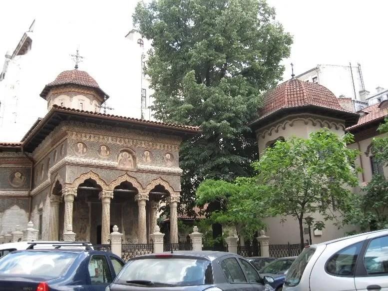 The Stavropoleos Church and Monastery