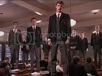 dead poets society left the top 30 list