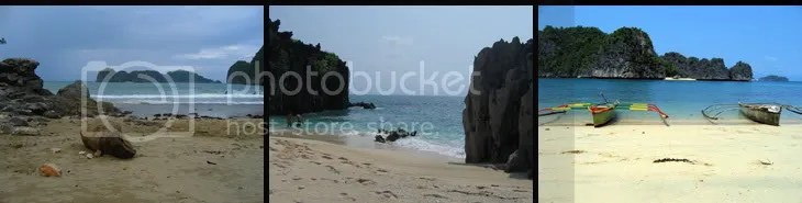waves of Gota beach, Lajos Island, Hunongan Cove