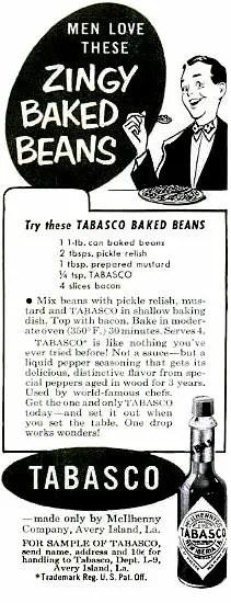 Zingy Baked Beans Recipe
