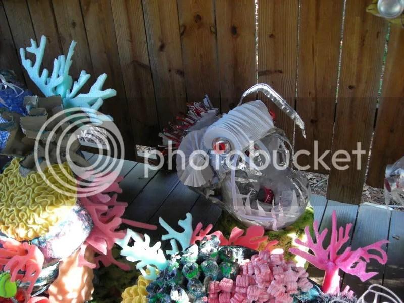 Artificial anglerfish