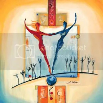 Im Free to be Perfectly Balanced