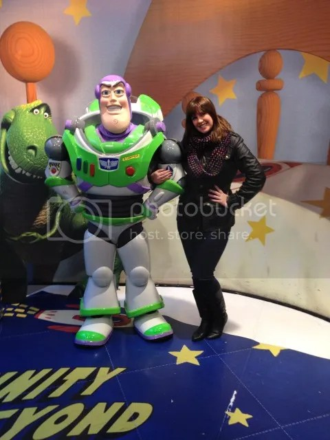 Buzz Lightyear at DHS
