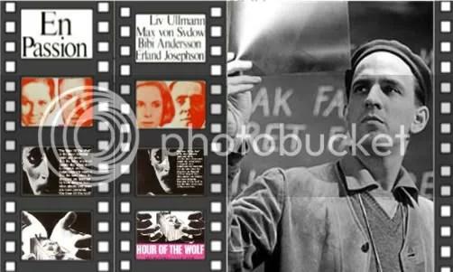 Photo of Ingmar Bergman taken during the production of Wild Strawberries (Smultronstället) (1957). Svensk Filmindustri (SF) press photo. Source: Svenska filministitutet.