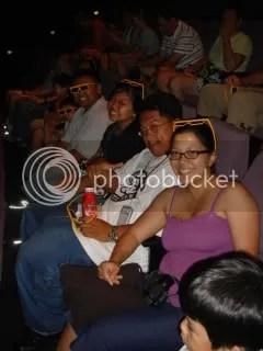 inside IMAX theatre