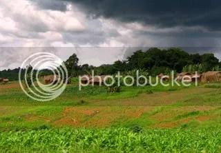 Storms over Dedza