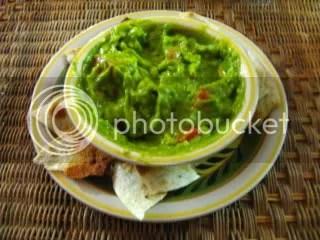 Mm, guacamole