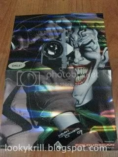 The Killing Joke poster