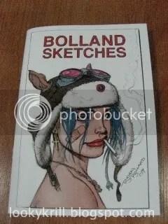 Bolland Sketches