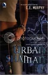 Urban Shaman by CE Murphy