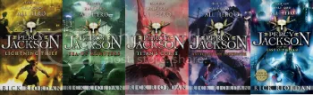 percy jackson books small