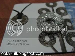 pewter pendant
