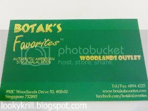 botak's favourites