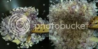 fry and season