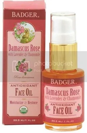 Damascus Rose Antioxidant Face Oil