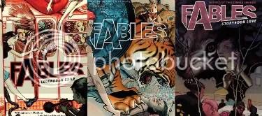 fables vol 1-3