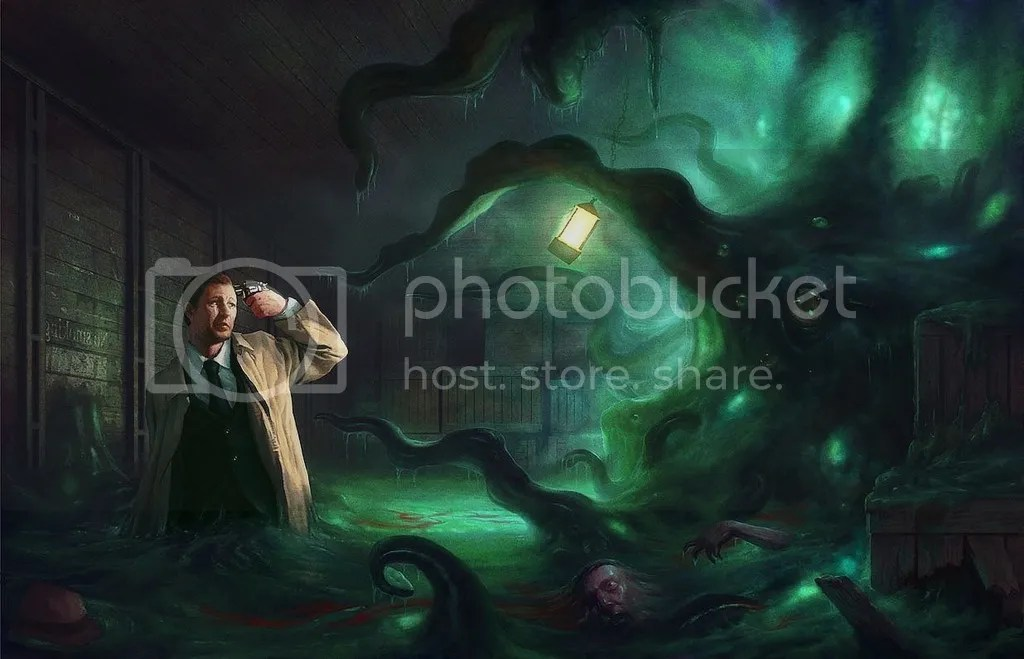 Rule #1 of Cthulhu: Let the Shoggoth win