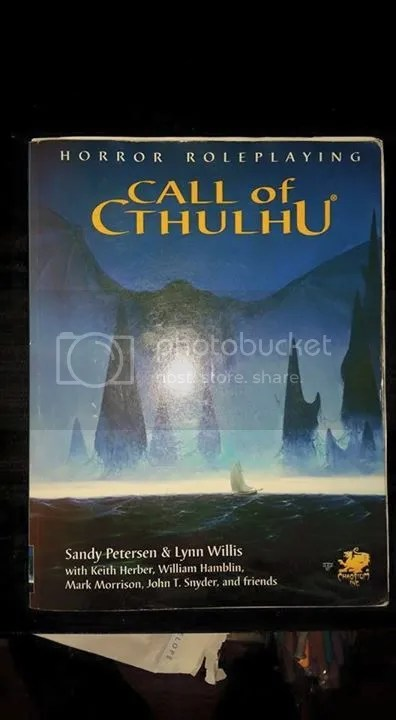 Call of Cthulhu 1