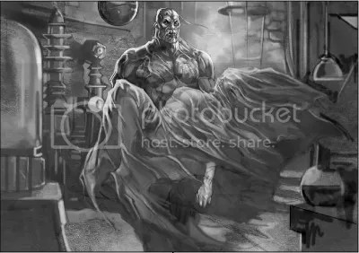 Promethean the Created: Frankenstein