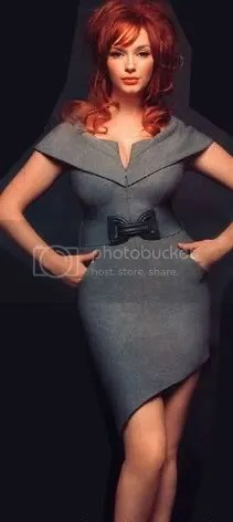 Chirstina Hendricks is fabulous