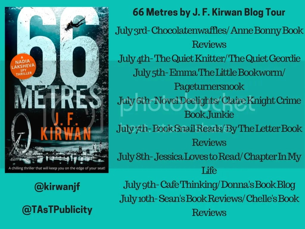 photo 66 Metres by J. F. Kirwan Blog Tour.jpg