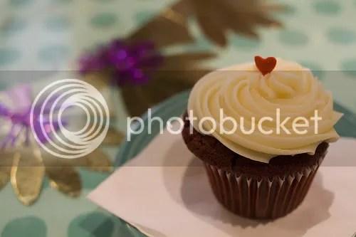 Trophy Cupcakes - Red Velvet