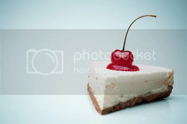 Electra Frye - cherry cheesecake