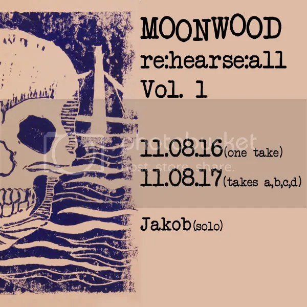Moonwood Vol 1 cover