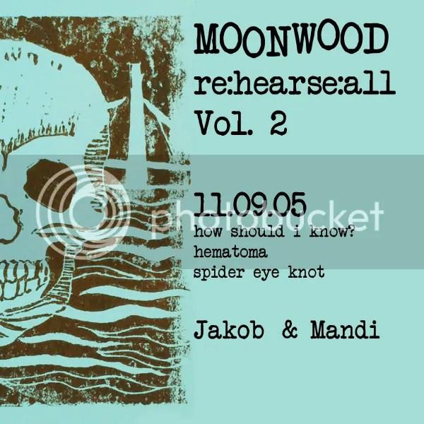 Moonwood vol 2 cover