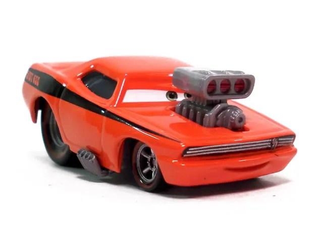 Mcqueen Cars Toys 95 Eze Rust Lightning