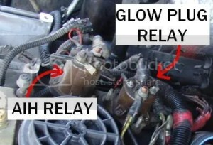 Glow Plug Controller Question  Ford Powerstroke Diesel Forum