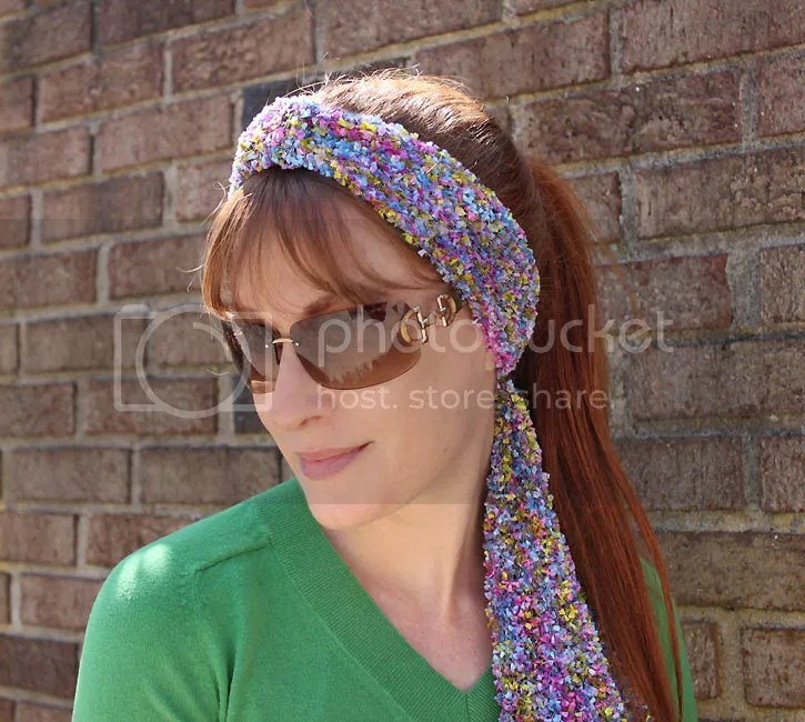 Diy Butterfly Yarn Headband Knitting Pattern Gina Michele