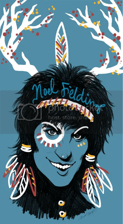 The slightly-gayer half of The Mighty Boosh.