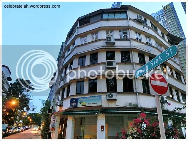 Yong Siak Street, IKYU Sushi & Bar, Tiong Bahru