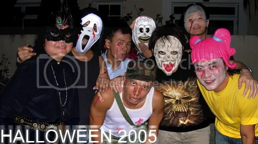 Halloween group pic