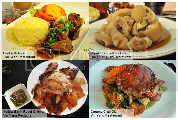 HK Culinary Encounters