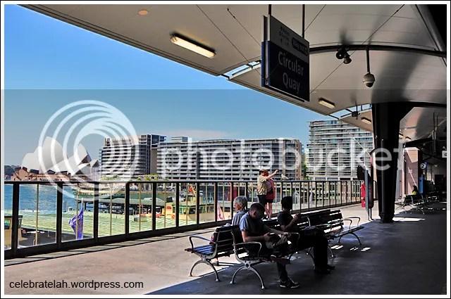 Circular Quay Station, Sydney, Australia