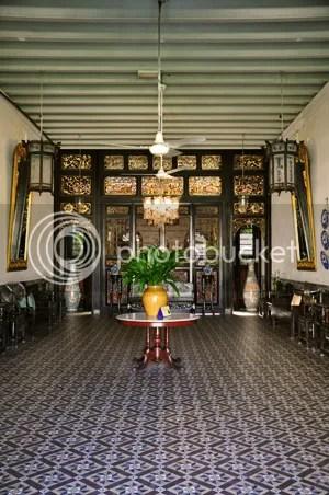 Cheong Fatt Tze interior