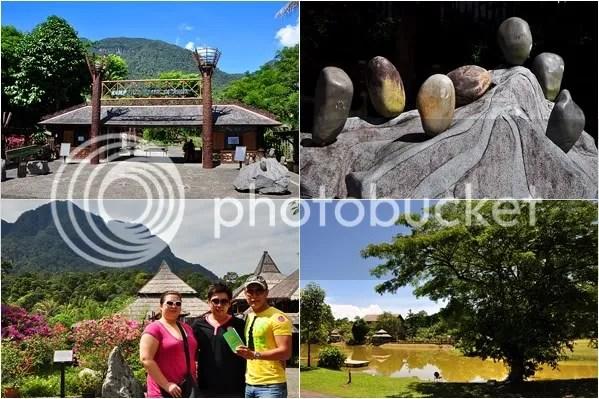 Inside the Cultural Village