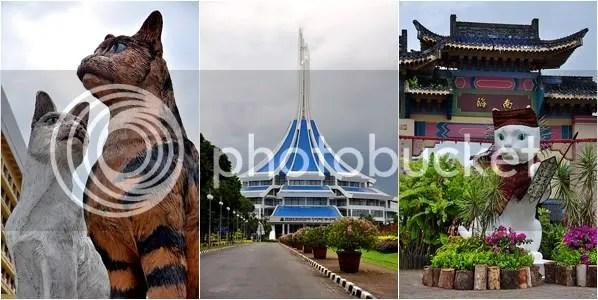 Kuching Icons