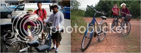 Cycling in Pengerang
