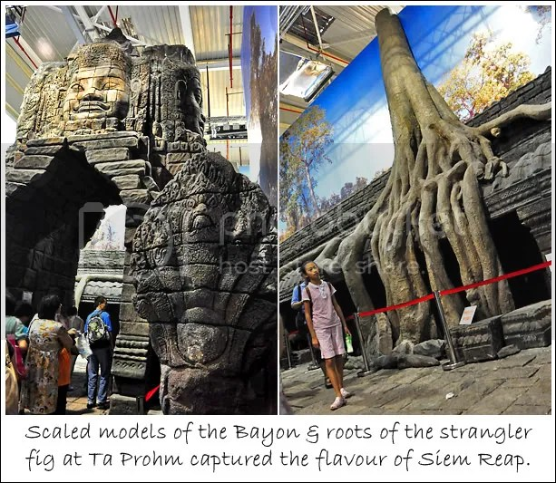 Siem Reap replicas