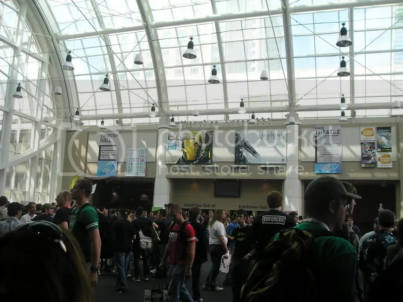 The Convention Center