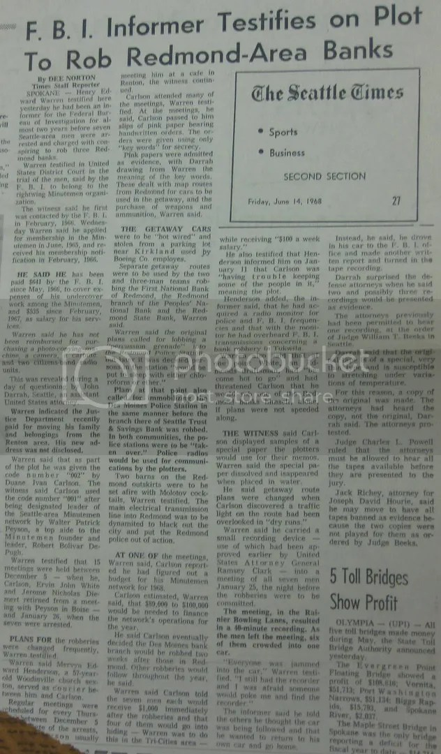 Seattle Times, 6-14-68 (Click for a larger version)