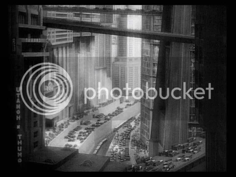 A vast cityscape