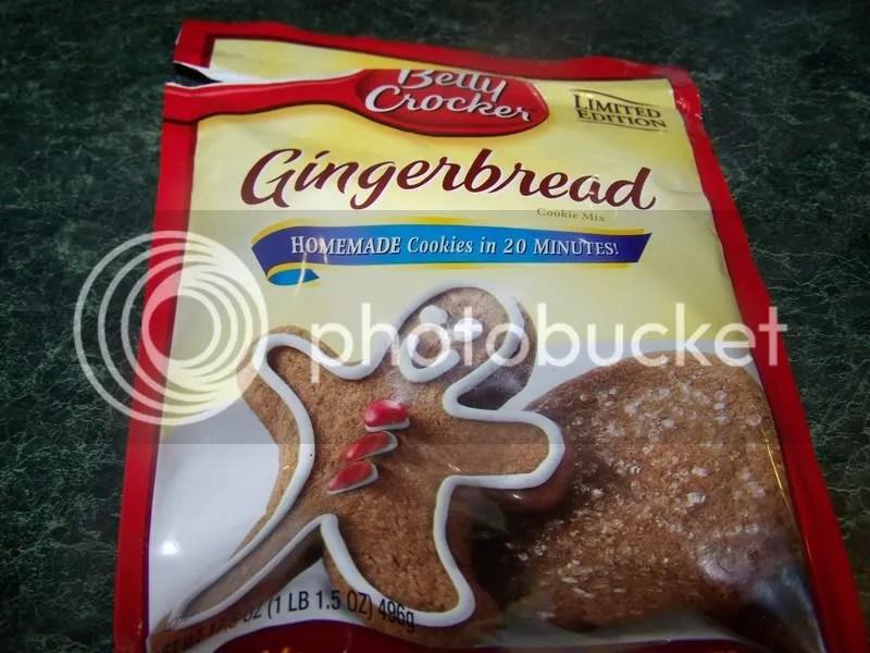 mmmm gingerbread...