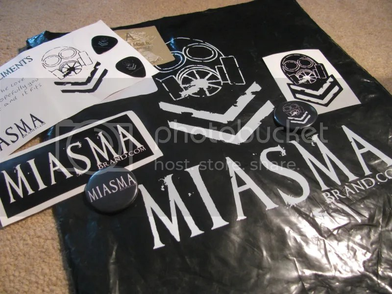 Miasma Packaging