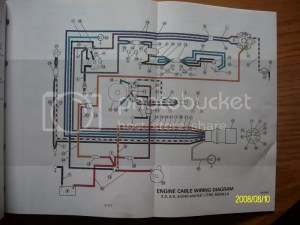 Wiring schematic for OMC Page: 1  iboats Boating Forums   276855